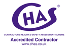 CHAS Accredited Contractor :