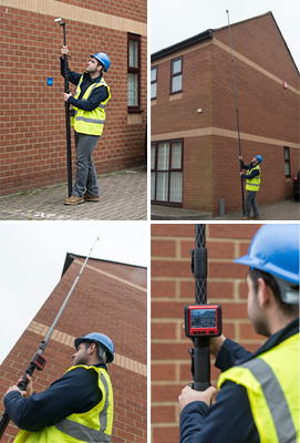 Non Invasive Surveying