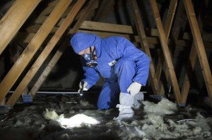 Asbestos Survey by Gully Howard Technical
