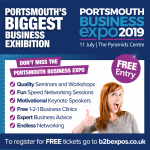 Join us at the Portsmouth Business Expo 2019! Stand 6