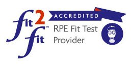 Fit2Fit Approved Face Fit Training & Testing by Fit2Fit Accredited Trainers